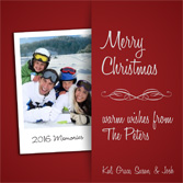 Christmas - Photo Envelope