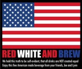 American Classics - Red White and Brew